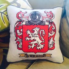 wedding pillow needlepoint kits and canvas designs