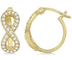 daily wear diamond earrings daily wear earrings designs 1 10 ct certified gold