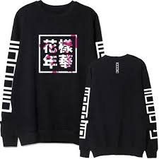 bts sweatshirt the most beautiful moment in gifnest