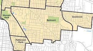 dayton map dayton neighborhoods belmont neighborhood guide