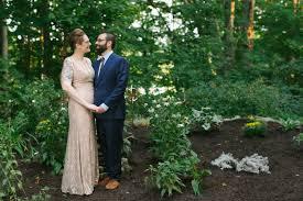 a backyard wedding in upstate new york stephanie u0026 trevor u2014 amber