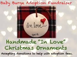 saving for adoption in love