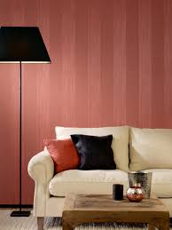 flamant les rayures portel wall coverings wallpapers from arte