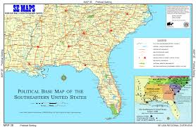Usa Interstate Map by Southeast Usa Map Adorable Interactive Map Of Southeast Usa