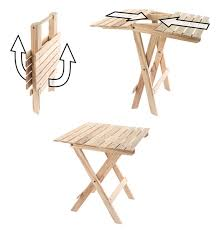 wood folding table plans woodwork projects u0026 tips for the