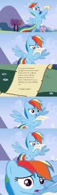 Mlp Rainbow Dash Meme - another rainbow dash meme made by me chion rd92 s blog mlp