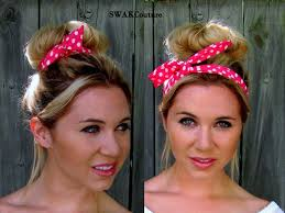 headband ponytail bun wire flex headband bun wire wrap ponytail holder wire braid in