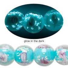 halloween glass beads fine glass beads glow in the dark fire mountain gems and beads