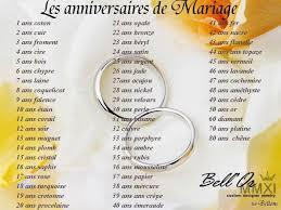 11 ans de mariage 18 best anniversaire de mariage images on marriage 40