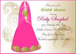 Bridal Shower Invitation Cards Designs Indian Bridal Shower Invitations Kawaiitheo Com