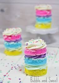 bubble and sweet life is beautiful pastel rainbow meringues