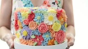 flower cakes most satisfying cake