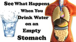 How Many Times Should You Go To The Bathroom What Happens When You Drink Water On An Empty Stomach Health