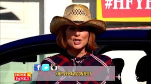 yee haw home family ford edge giveaway youtube