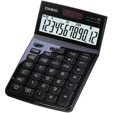 calculatrice bureau casio casio jw 200tw bk calculatrice de bureau staples