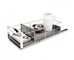 simplehuman 22 8cm pull out cabinet organiser