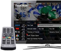 Sling Tv Channel Master Dvr Adds Sling Tv To The Lineup Savings Beagle