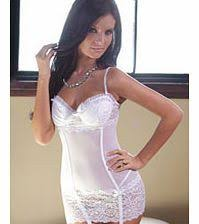 Bridal Honeymoon Nightwear Beauty Night Dorothy Chemise Beauty Night Suspenders And Corset