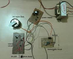 smart dc fan circuit diagram