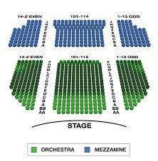 helen hayes theatre large broadway seating charts broadwayworld com