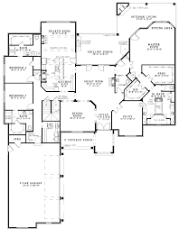 european house floor plans gates manor luxury home plan 055s 0126 house plans and more