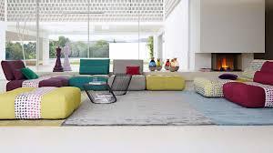 mobilier de canape formidable canape en cuir contemporain roche bobois 2 cuir