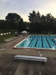 setup has begun rolling hills invitational swim meet