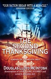 the second thanksgiving kindle edition by douglas lloyd mcintosh