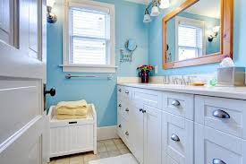 blue and yellow bathroom ideas best bathroom colors for 2018 based on popularity