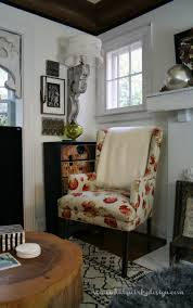 somewhat quirky a 30 day living room makeover in 45 days