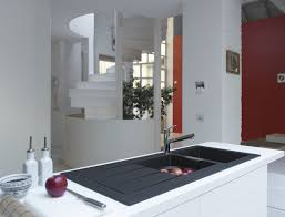 the franke sirius is a coloured undermounted sink which feels as