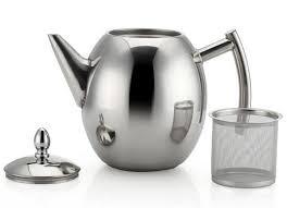 cuisiner avec une bouilloire 1 0l acier inoxydable théière creative cuisine thé bouilloire mode