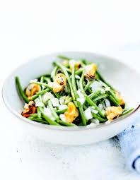 cuisine haricots verts haricots verts et vinaigrette de moules pour 4 personnes recettes