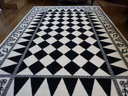 6x9 Wool Area Rugs Masonic Wool Area Rug Carpet 6x9 Ring Apron Freemason Lodge