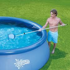 Plastic Swimming Pools At Walmart Intex Pool Maintenance Kit For Above Ground Pool Walmart Com