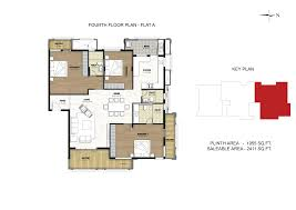 3 Bhk Apartment Floor Plan by Flats For Sale In Alwarpet 3 Bhk Apartments In The Heart Of The