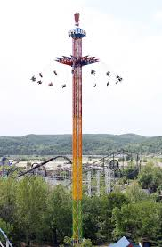 Six Flags Scary Rides Summer Of Fear 5 Rides That Will Scare You To Death This Summer