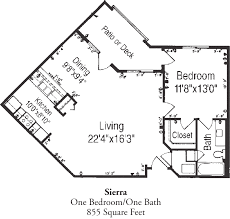 Assisted Living Facility Floor Plans by Floor Plans U0026 Pricing The Forum At Desert Harbor Senior Living