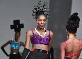 hair show 2015 africa s high coiffure