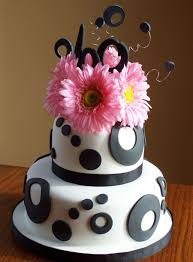 black and white 60th birthday cake cakecentral com