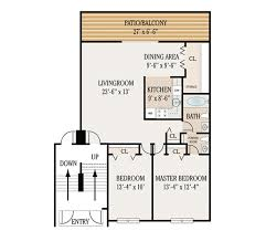 6 X 12 Bathroom Floor Plans Floor Plans Woodbourne Apartments For Rent In Levittown Pa