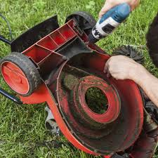 how to dispose of old lawn mowers hunker