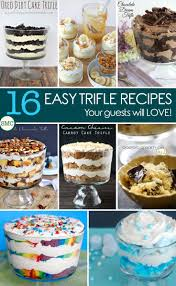 thanksgiving trifle recipes 17 best images about trifle heaven on pinterest brownie