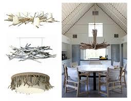 chambre bois flotté le bois flotté en suspension ou lustre