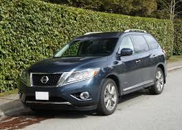 black nissan pathfinder 2016 2014 nissan pathfinder hybrid platinum premium road test review