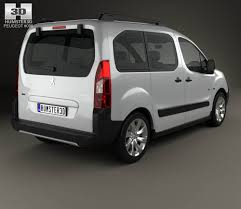 peugeot bipper tepee peugeot partner tepee outdoor 2015 3d model hum3d