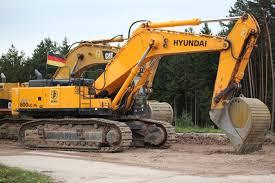 hitachi excavator models