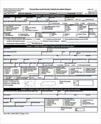 school incident report template 53 incident report exles