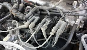 1997 2004 3 0l v6 firing order ignition coil spark plug wire id