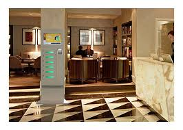 Charging Station For Phones Touch Screen Wifi Ticketing Cell Phone Charging Station Self